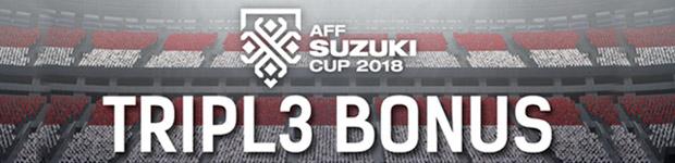 AFF Suzuki Cup 2018, Triple 3 Bonus