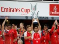 Arsenal Juara Piala Emirates 2015