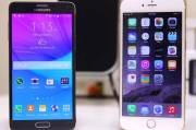 iPhone 6s Plus Vs Galaxy Note 5