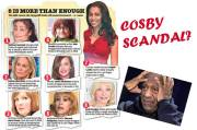 Cosby Counter Seven Assault Accusers
