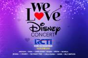 RCTI Gelar Konser WE LOVE DISNEY Bersama Musisi Top Indonesia