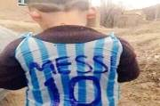 Does Messi Plastic Bags in Iraq?
