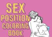 Kama Sutra Style Adult Colouring Book Circulated Ahead Valentine