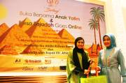Market Expansion, Bursa Sajadah Serve Online