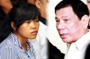 Duterte Want do Something for Veloso