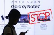 Samsung Urges Koreans Stop Using Galaxy Note7