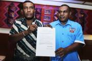 Survey of Candidates for West Papua Governor Fictitious?