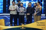 The Voice Indonesia Kalahkan X Factor di PGA 2016