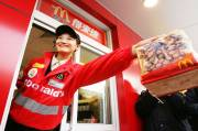 McDonalds Give Up in China