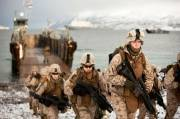 First Time Since World War II, Hundreds of US Marines Land in Norway
