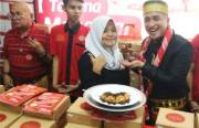 Irfan Hakim Baklave, Taste of Turkey in Makassar
