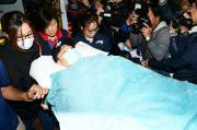 Andy Lau Seriously Injured in Film Shoot