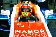 Former Rio Haryanto Team Collapsed