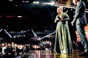 Did Adele Give a Grammy to Beyonce?