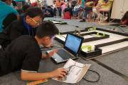 Belajar Robotic di Science Kids & Robotic Kids Fair 2017