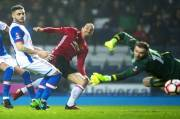 Ibrahimovic Came from Bench for United Wins