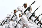 China Increase Military Spending Seven Percent in 2017