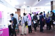 UPH Career Expo 2017 Direct Contacts Graduates with 45 Company
