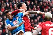 Ibrahimovic and Mings Charged with Violent Conduct