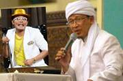 Sule and Aa Gym Start Sign at Radar in West Java Election