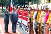 Indonesia Welcome to USD2.5 Billion French Businessman Investments