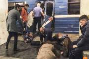 Russia in Tightening Security After St Petersburg Exploded