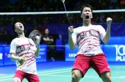 Malaysia Open 2017 Become Triple Champion for Marcus-Kevin