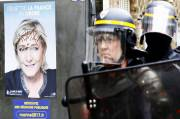 Terror Attack Rattles France Days Before Presidential Vote