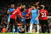 Draw for Derby, Red Card for Fellaini