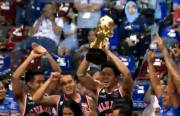 Pelita Jaya Kampiun Indonesian Basketball League 2017