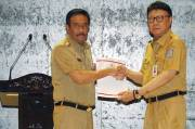 Djarot Inaugurated as Acting Governor of Jakarta