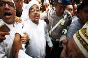 Rizieq Shihab Suspects in Pornography Case