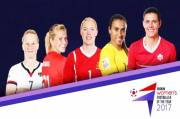 Meet Five Nominees Womens Footballer of The Year 2017