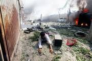 1,500 Kg Explosives Blast in Kabul Car Bomb