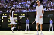 Murray Blew Off Brown on Wimbeldon