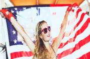 How Kendall Jenner Celebrated July 4th?