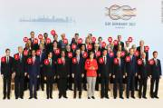 See The Prime Photo of G20 Summit Leaders