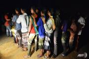 Like Fugitive, Indonesian Illegal Workers Flee to Forest
