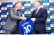 Rooney: Everton Not My Retirement Home