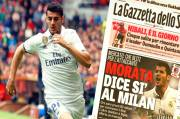 Milan Completing Deal for Morata?