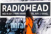 In Middle of Boycott, Radiohead Still Perform in Israel