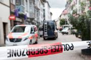 Switzerland Chainsaw Attacked Schaffhausen