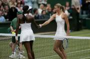 Tambah Tua Sharapova Ingin seperti Venus Williams