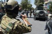Gun Battle and Suicide Bombing Attacked Iraqi Embassy at Kabul