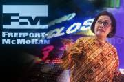 To Sri Mulyani, Freeport Boss Asks for Investment Stability