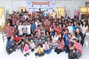 Run Social Awareness, Korindo Donates The Orphans