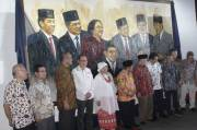 When Seven Indonesian Presidents Talking Together
