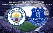 Preview Manchester City vs Everton: Kantongi Modal Positif