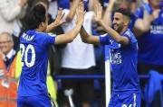 Arsenal dan Liverpool Amati Playmaker Leicester City