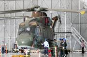 KPK Checks Physical of AW 101 Helicopters Directly
